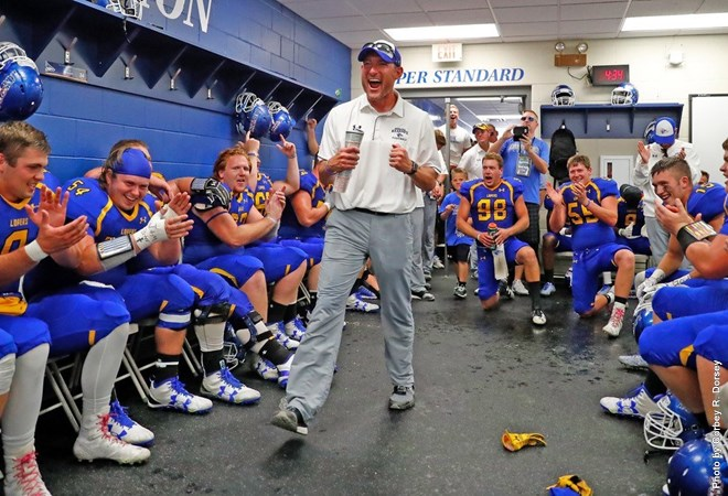 Lopers Break Through At Home