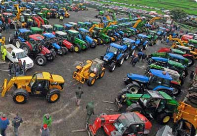U.S. Sept Tractor Sales: Smaller Machines Still Lead, but Larger Sizes Rebound