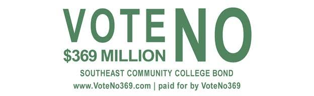 "(AUDIO) Taxpayers Unite, Announce ""Vote No 369"" Coalition Opposing $369 Million Southeast Community College Bond Measure"