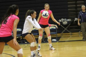 WNCC volleyball wins in five sets over NJC