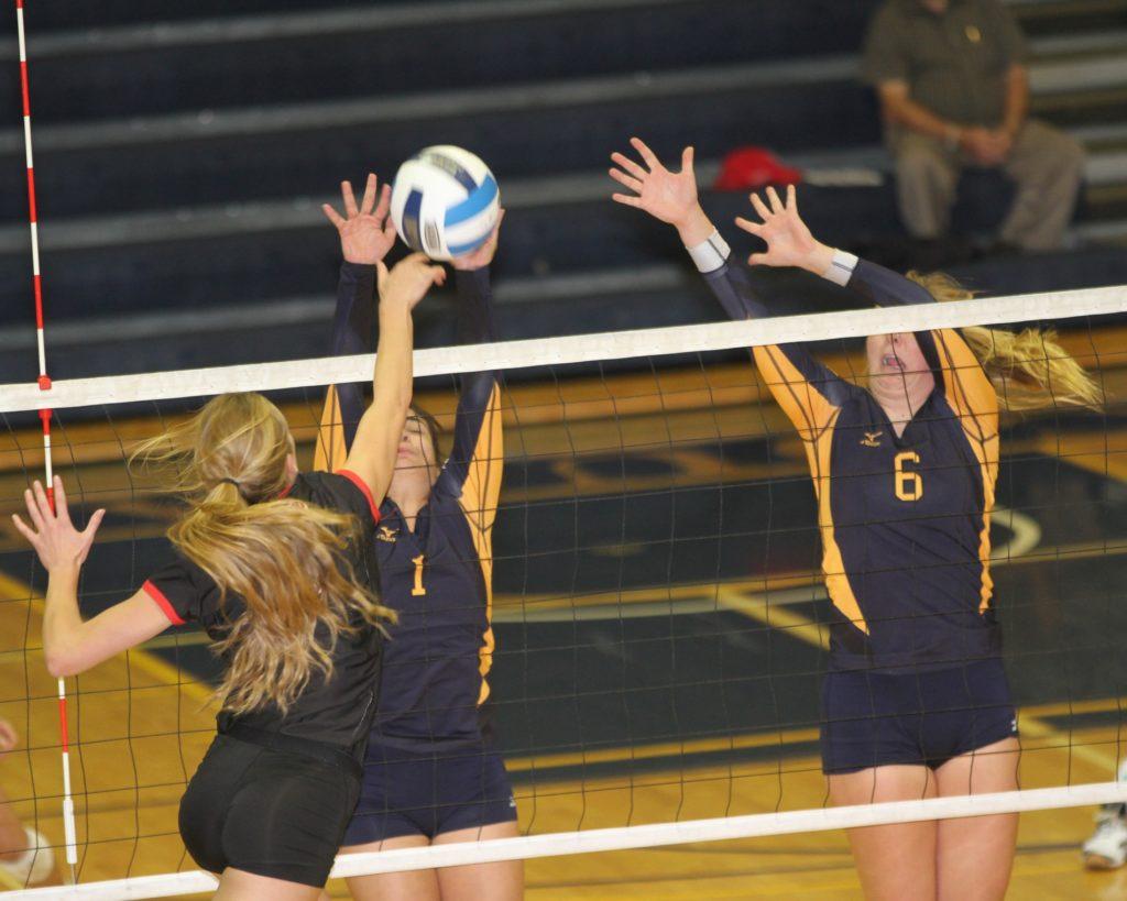 WNCC volleyball sweeps Casper Saturday