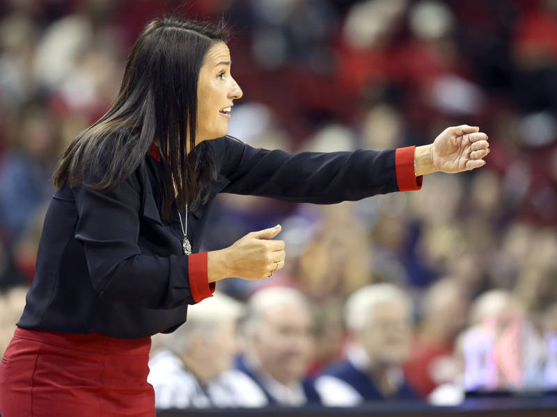 Huskers Hold On For Exhibition Win