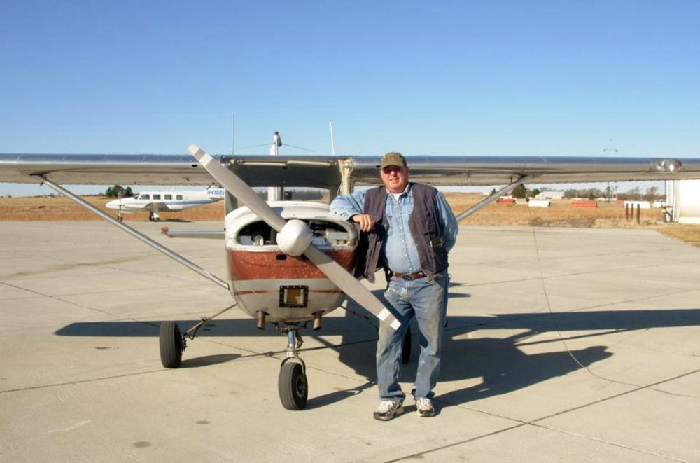 South Dakota man soars beyond the clouds with help from MPCC