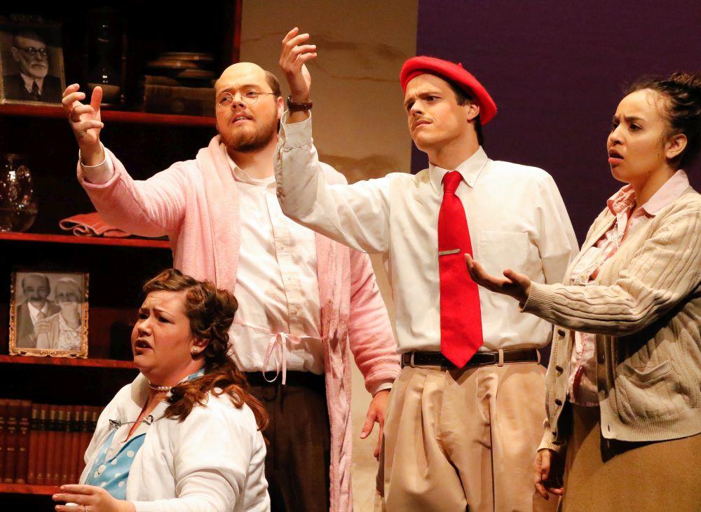 University Theatre opens 'The Movie Game' Wednesday