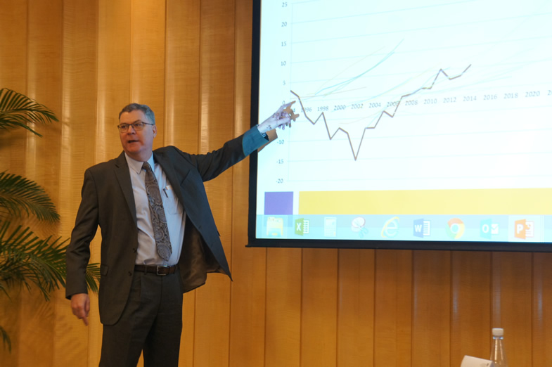 USGC's Director for China, Brian Lohmar, discusses the corn, ethanol, sorghum and wheat markets.