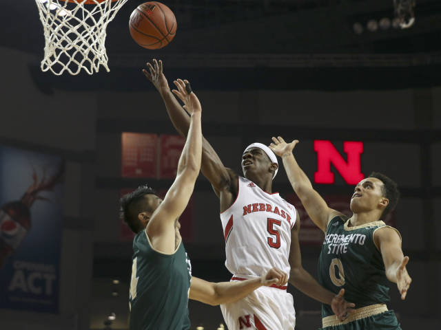 Nebraska's Armstrong returns against Gophers after injury