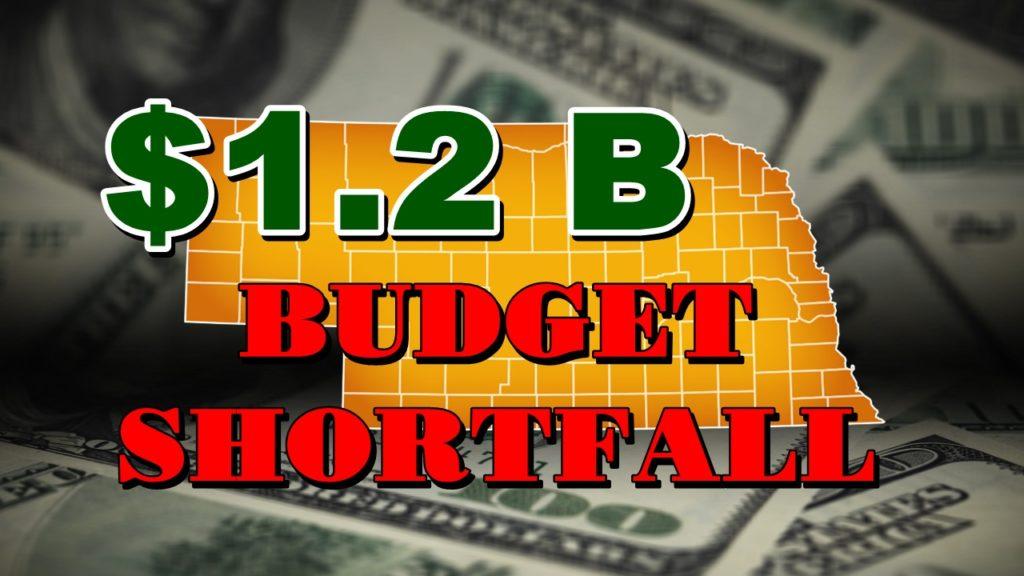 Nebraska lawmakers brace for $1.2 billion budget shortfall