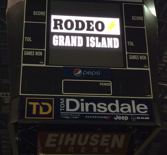 Tickets on sale for Rodeo Grand Island