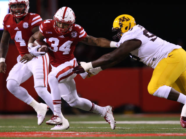 Tough Tommy: Armstrong leads No. 21 Nebraska