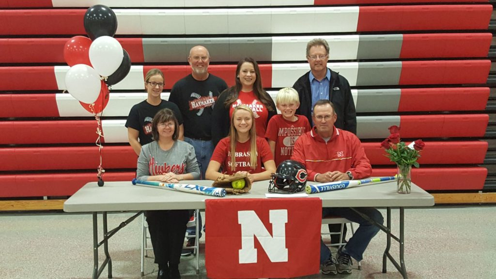 Cozad Seniors Sign Letters Of Intent