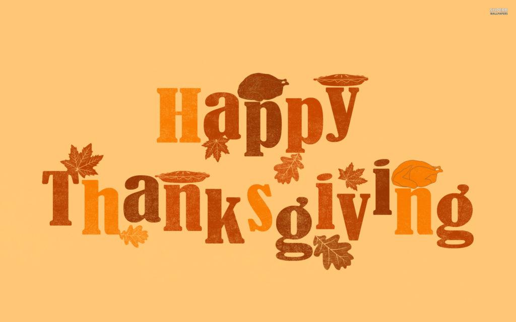 Gov. Ricketts' Thanksgiving Statement