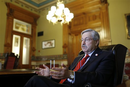 Iowa Soybean Association Heralds Gov. Branstad as U.S. Ambassador to China