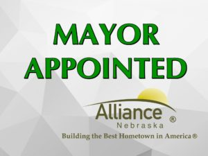 Alliance and Mitchell councils reorganize, James honored for 20 years of service