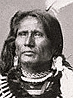 Courtesy/Nebraska  State Historical Society -- Chief Standing Bear