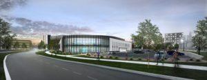 Construction to start on UNL Health Center and Nursing College