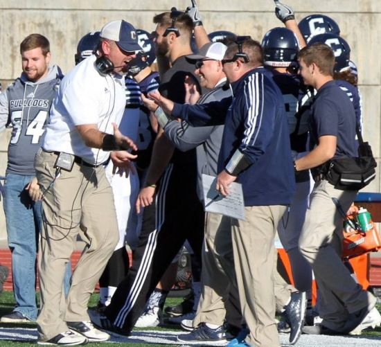 Exit interview: Bulldog football completes Winter era in style