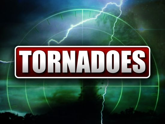 Tornado sightings reported in southeast Nebraska
