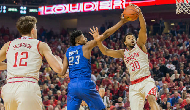 Creighton Beat Nebraska on Wednesday, Photo NU Sports Media