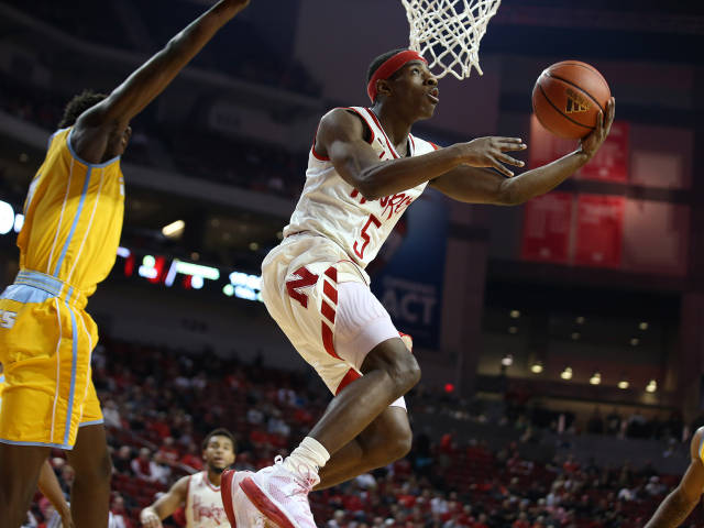Hoosiers can't take Huskers' punch, fall 87-83