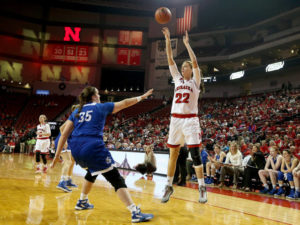 Huskers fall to Drake