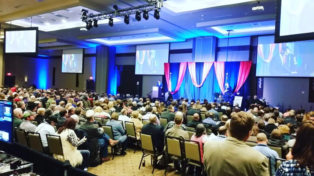 Farmers and ranchers finish business at Annual Meeting in Manhattan