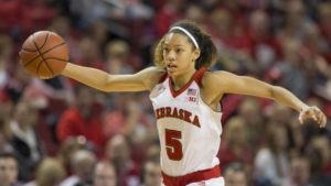 Huskers Surge Past Spartans