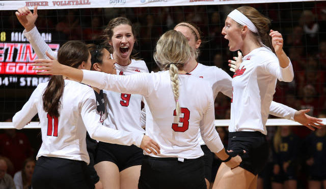 Huskers To Host Penn State, Courtesy NU Sports Information