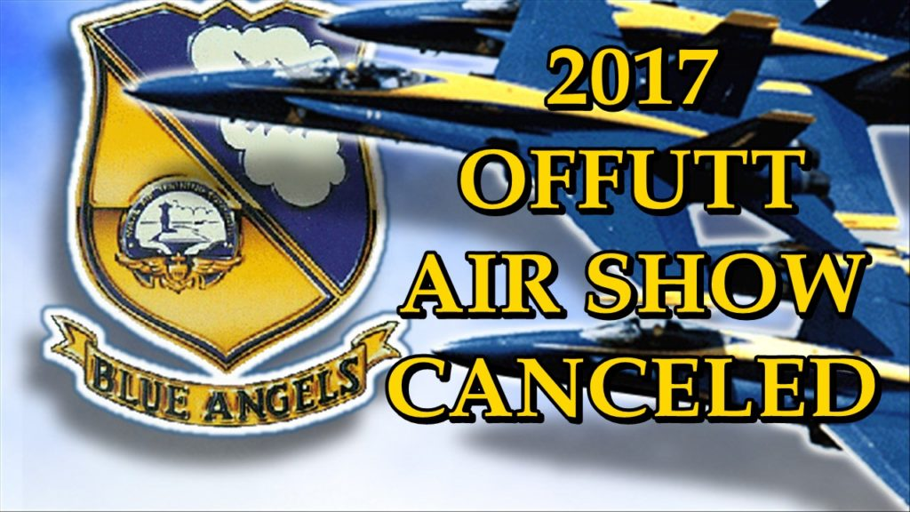 2017 Offutt Air Show canceled due to increased operational demand