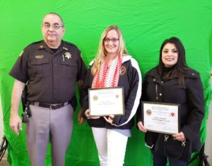 DCSO dispatchers honored in life saving efforts