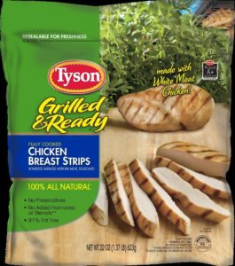 Tyson starts $150 million venture capital fund, eyes meat substitutes