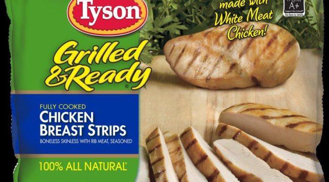 Photo courtesy of Tyson Foods, Inc.