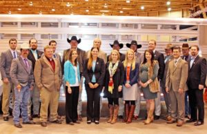 Eleventh class of Young Stockmen graduates at KLA Convention
