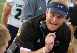 Daberkow promoted to role of head football coach