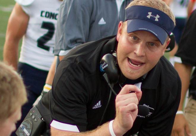 Busy Time For New Concordia Head Coach