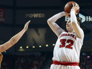 Shepard Earns All-Big Ten Honors