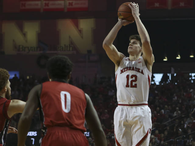 Jacobson leaving Huskers