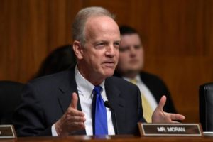 Incoming White House Chief Tells Sen. Moran: Ag Secretary is a Priority