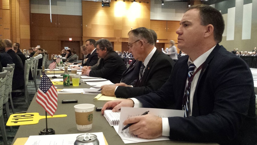 Delegates Vote to Delink Crop Insurance, Conservation