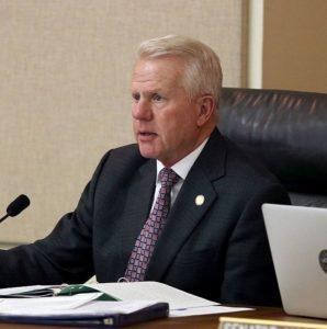 Senator Matt Williams files for re-election