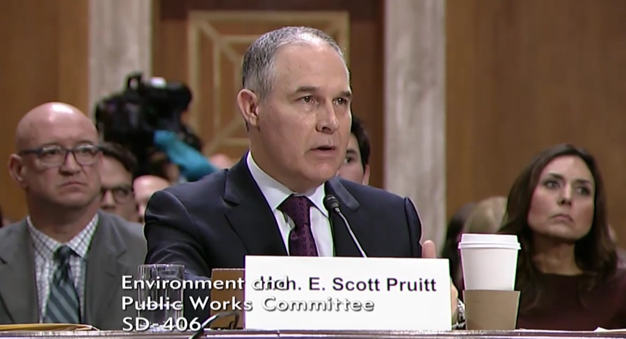 Trump EPA Pick says He Backs Biofuels Program, But Open to Tweaks