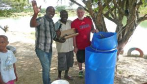 UNK's Nate Bickford working to improve lives in Haiti