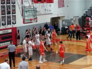 (Audio) Cozad & Lexington Split Games At The Barn