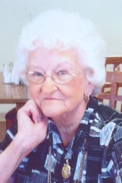 Matha Christina (Hansen) Hollinrake, 85, Hemingford