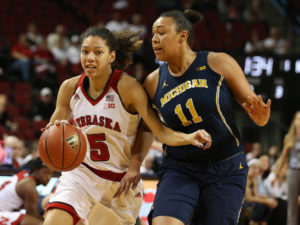 Huskers Hammered At Home By Michigan