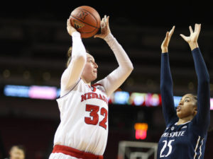Penn State Pulls Away from Huskers Late