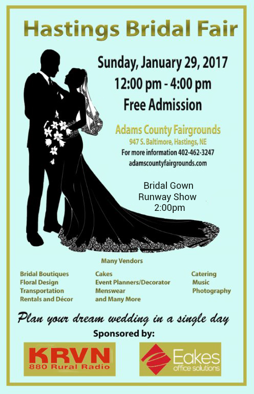 KRVN_Hastings Bridal Fair-update