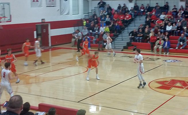(Audio) McCook Knocks Off Lexington On Tuesday