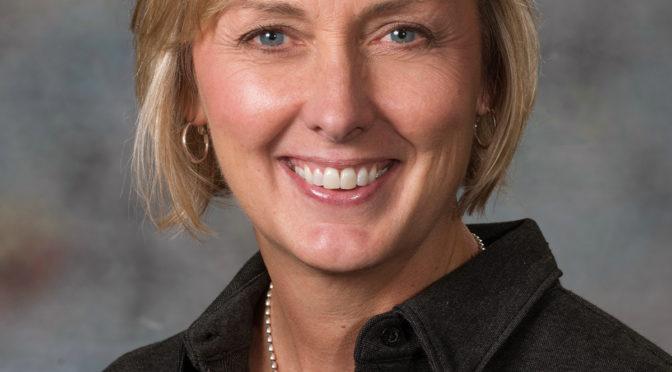 State Senator Lynne Walz