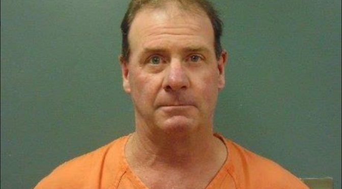 Michael Klein (Courtesy Scotts Bluff County Detention Center)