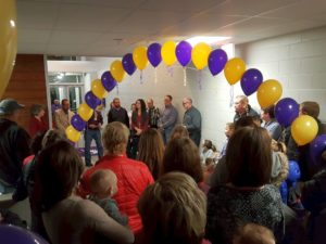 (AUDIO) S-E-M dedicates new addition and renovations to school complex